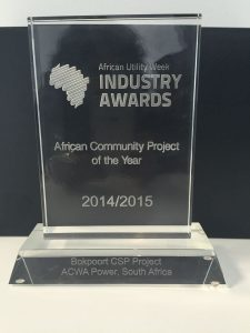 Loshnee Naidoo African Community Project of the Year
