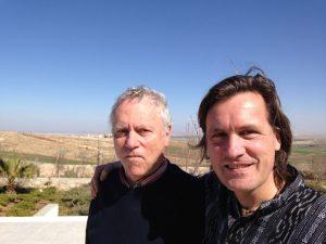 Trans4m Founders - Ronnie Lessem & Alexander Schieffer