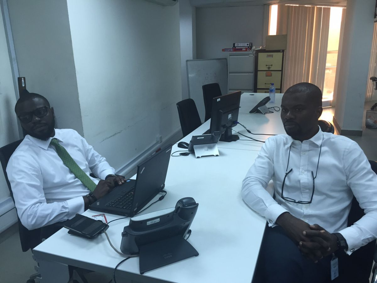 With my twin brother Yusuf I share a passion to alleviate poverty via innovative forms of banking. Both of us have joined Heritage Bank in Nigeria; both of us have enrolled with Trans4m.