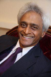 Ashok Gangadean Portrait