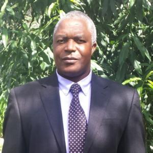 Joshua Chinyuku Portrait