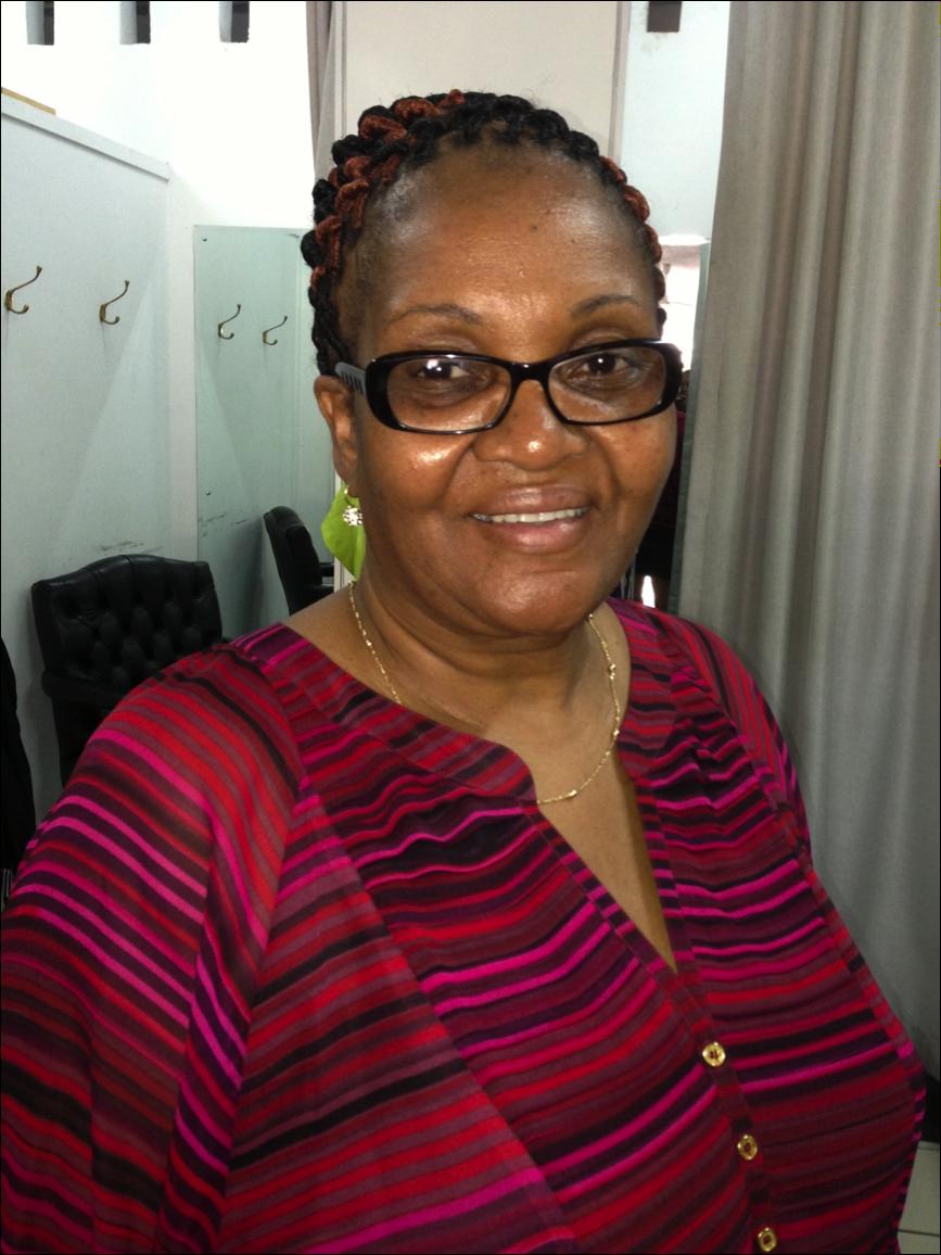 Dr. Elizabeth Mamukwa