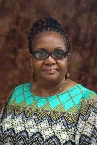 Elizabeth Mamukwa Portrait