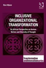 Inclusive Organisational Transformation Book Cover