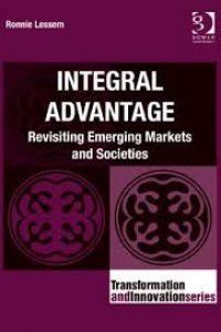 Integral Advantage Book Cover