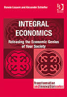 Integral Economics Book Cover