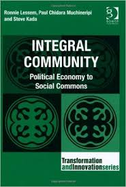 Integral community Book Cover