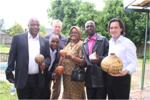 Celebrating the Calabash of Knowledge Creation