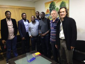 CISER Meeting in Lagos in May 2016