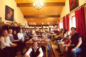 ID Course 2016: At Trans4m's Home for Humanity