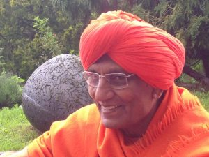 Swami Agnivesh at Home for Humanity