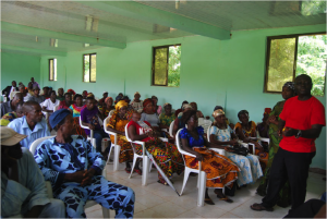 Surfacing Local Knowledge: Father Anselm with Villagers from Ewu Village