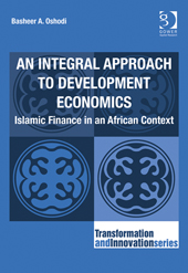 Basheer Oshodi (Book Cover) - An Integral Approach to Development Economics, T&I Book Series