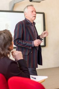 Ronnie Lessem at Sekem Social Innovation Workshop, Egypt, March 2016