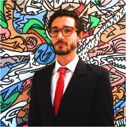 "Trans4m Junior Fellow and<br>""Fellowship Facilitator"" Maxime Bertocchi"