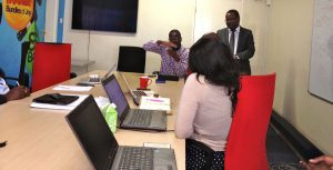 Cooperative Inquiry session within Econet