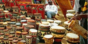 Ezekiah Benjamin - African Drums