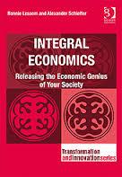 Integral Economics Book Cover