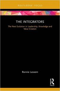 The Integrators - Ronnie Lessem Book Cover