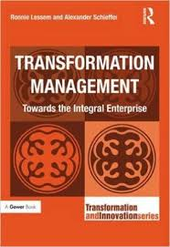 Transformation Management Book Cover